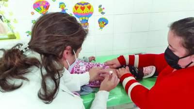 Crianças ainda têm números baixos de imunização contra a gripe