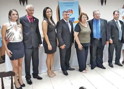 Rotary comemora 67 anos com posse