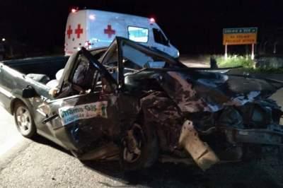 Mulher de 66 anos morre em acidente na RSC-287