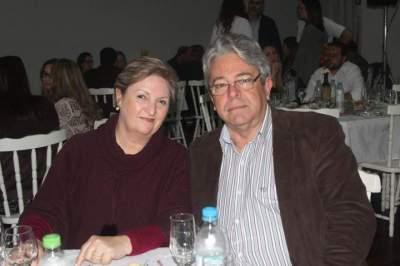 Neusa Carissini e João Jorge Carvalho da Silva