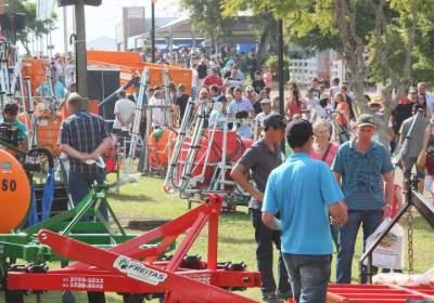Exposição de equipamentos agrícolas será uma das atrações
