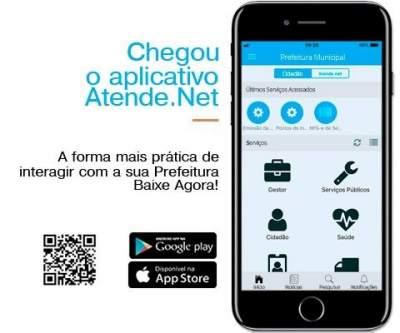 Atende Net: um aplicativo para facilitar a vida do cidadão
