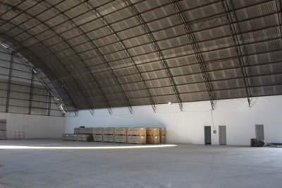 Novo supermercado terá cerca de 2 mil metros quadrados, com espaço para estacionamento interno