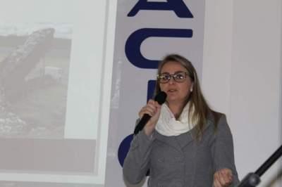 Engenheira ambiental Camila Fröhlich discorreu sobre papel fundamental da coleta seletiva