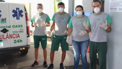 Prevenção: desde sexta, 20, os colaboradores do Posto Esquinão estão trabalhando com máscaras e luvas