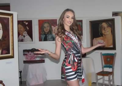 Emanuela Schuster representará Candelária no Miss RS Juvenil (Fotos: Odete Jochims • Folha)