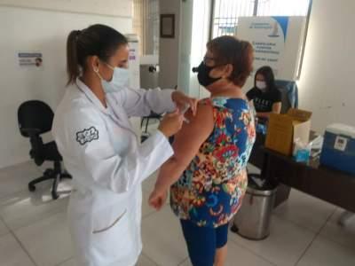 Candelária ocupa melhor posição no ranking de vacinação da região