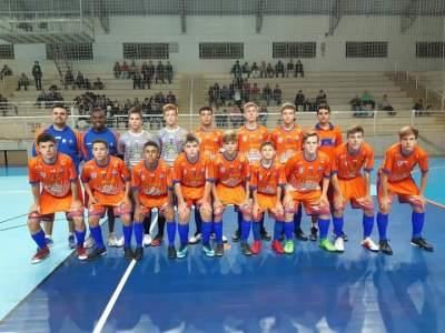 Korpus Atlético estreia com goleada na Liga Gaúcha Sub 15