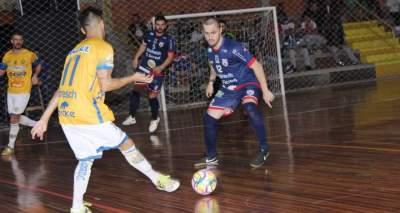 Atlético 4 x 3 Pelotas