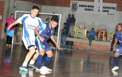 Municipal de Futsal: Marvados e Ewaldo Prass abrem quartas de final em vantagem