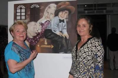 Madalena e Ana Cristina Cezar Krug