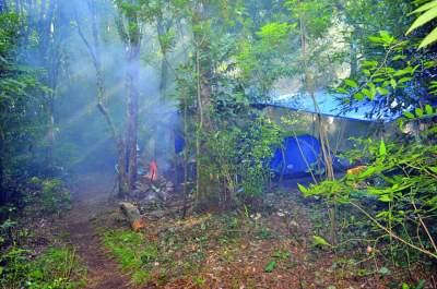 Gaaia Candelária denuncia invasão ao topo do Cerro Botucaraí