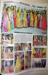 Na Folha, destaque para as vencedoras de 2014