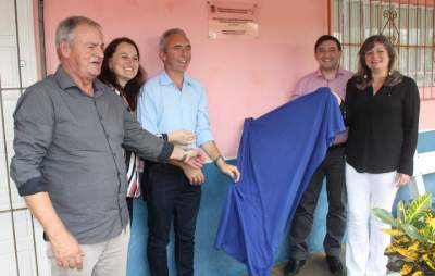 Escola La Salle reinaugura seu laboratório de informática