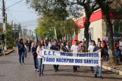 Escola Fábio Nackpar dos Santos