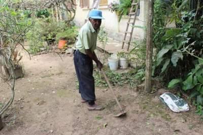Um exemplo de vida aos 102 anos