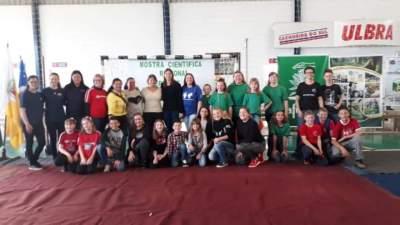 Candelarienses participam do projeto Verde é Vida