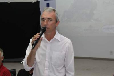 Prefeito Paulo Roberto Butzge