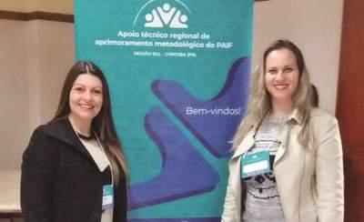 Servidoras da Assistência Social apresentam boas práticas do SUAS no Paraná