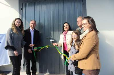 Centro Público de Convivência Aline Gewehr Trindade é inaugurado no Rincão Comprido
