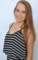 Diulia Franciele de Azevedo - Grupo de Jovens Renascer - Faxinal dos Porto