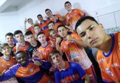 Liga Gaúcha Sub 15: Korpus/Atlético vence por 8 a 2 em Sananduva