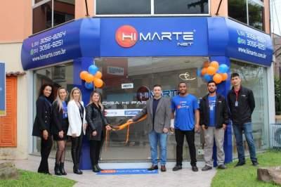 Himarte Net: comprometimento com os clientes e vendo o futuro como expansão