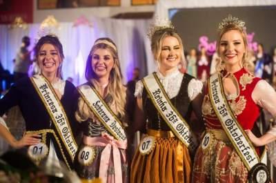 As novas soberanas da Oktoberfest