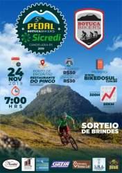 No dia 24 de novembro, Candelária sedia 5º Pedal Botuca Bikers/Sicredi