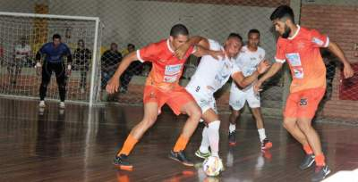 Dynamo/Padaria Della Fronteira 2 x 2 Maxxy