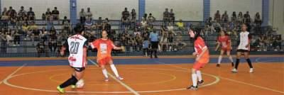 Flamengo 3 x 0 Maxxy Feminino