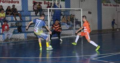 Municipal de Futsal: Galácticos, Olarias, Marvados e Inova vencem na abertura