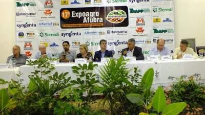 Cadeia do Tabaco é debatida na Expoagro Afubra