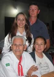 Darci e Eni Paz , Maritana e Luis Fernando Porto