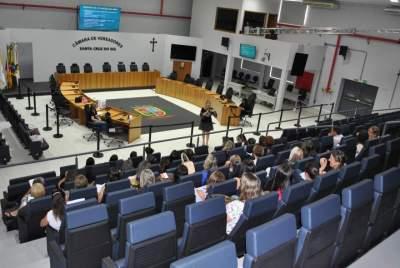 Candelária participa de capacitação do projeto MPT na Escola