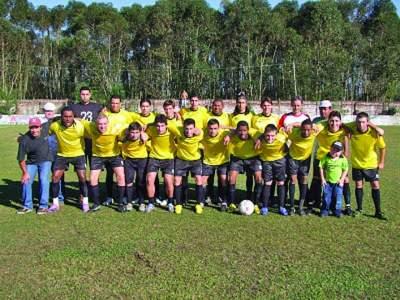 Ouro Preto, campeão municipal em 2010