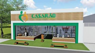 Nova loja conta com 600 metros quadrados com espaço e conforto para exposição dos produtos e melhor atender aos clientes