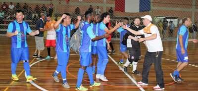 Copa Candelária de Futsal: Art Sul e Aldeia se classificam para as semifinais