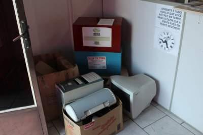 Lixo eletrônico pode ser depositado no Departamento de Meio Ambiente