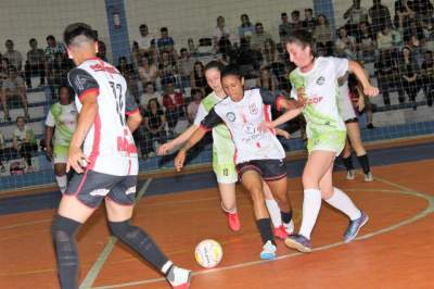 Flamengo 7 x 1 União Botucaraí