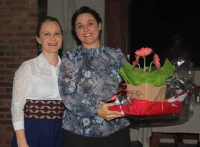 Jana Porto e Alexandra Bini