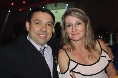 Betinho e Mari Loebens